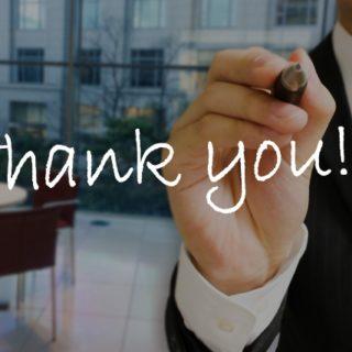 来社へのお礼メール|効果的な例文と盛り込むべき3つのポイント